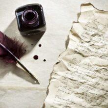 V Республиканский конкурс на лучший почерк «Я вам пишу…»