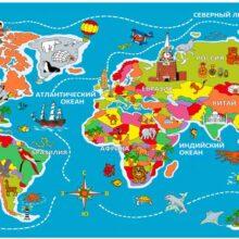 II Республиканская географическая викторина  «По городам и странам»